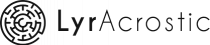 lyracrostic